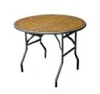 36 in. Round Table (Seats 4)