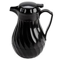 8 Cup Insulated Coffee Pourer (Black)