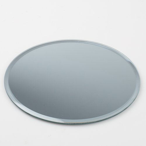 8 inch Round Table Mirror
