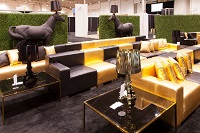 Gold Lounge Furniture
