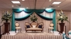Custom Backdrops and Ceiling Draping