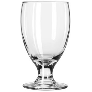 10 1/2 oz. Short Stem Water Goblet