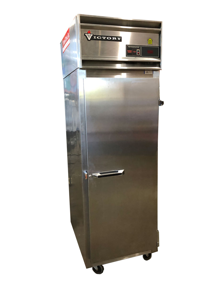 Stainless Refrigerator- Victory