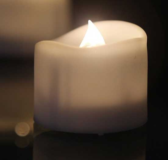 LED Votive Tealight Candle