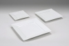 Contemporary Squares (White China)