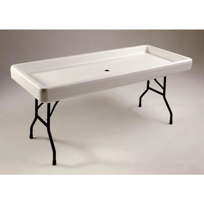 6' Chillin Table (White or Black)