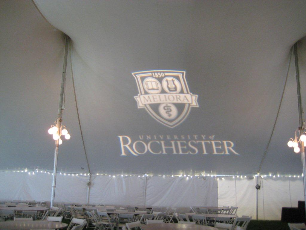 Custom Tent Lighting
