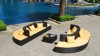 Bronze Rattan Outdoor Furniture