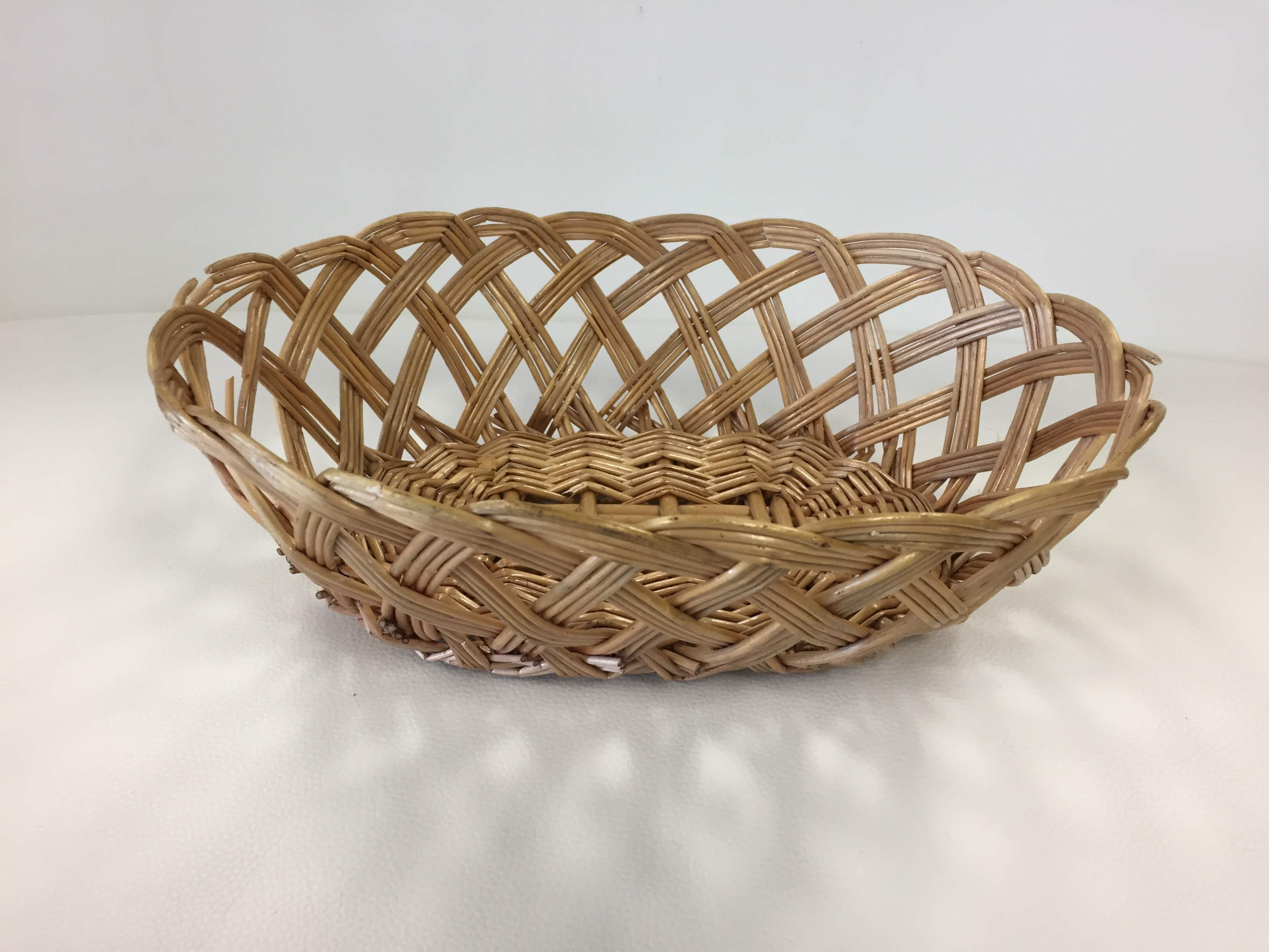 Wicker Bread/Roll Basket Rental