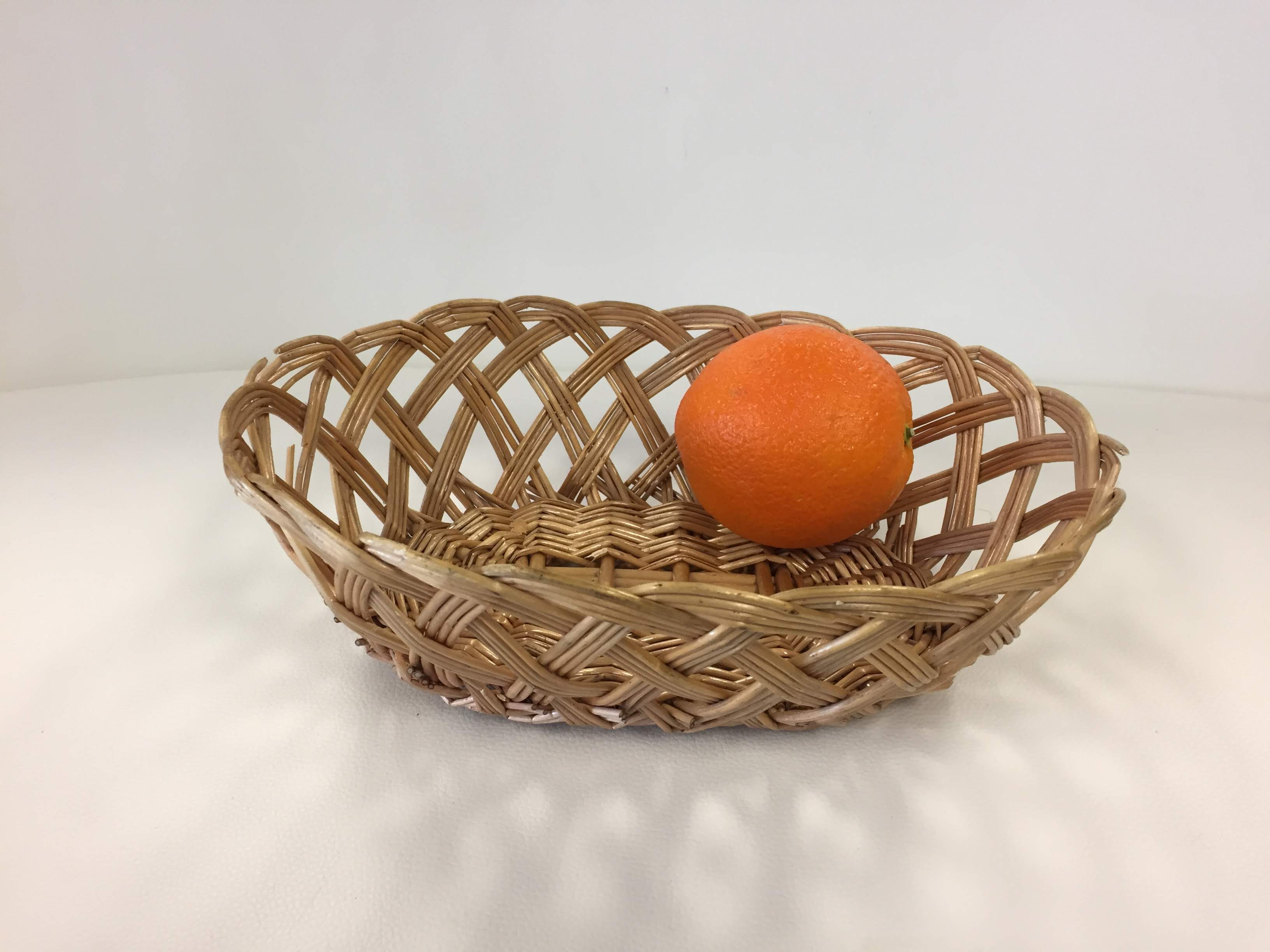 Rent Wicker Bread/Roll Basket