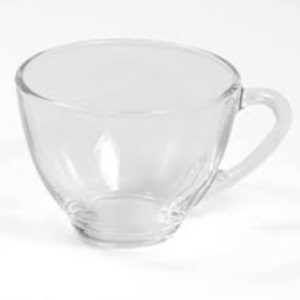 6 oz. Glass Punch Cup Rentals