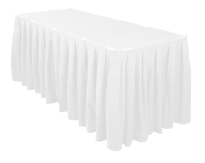 Table Skirting - 13.5' x 29 Rentals