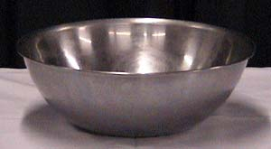 Stainless Mixing/Salad Bowl