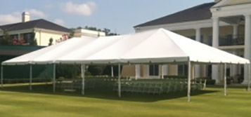 Free-Standing Frame Tents